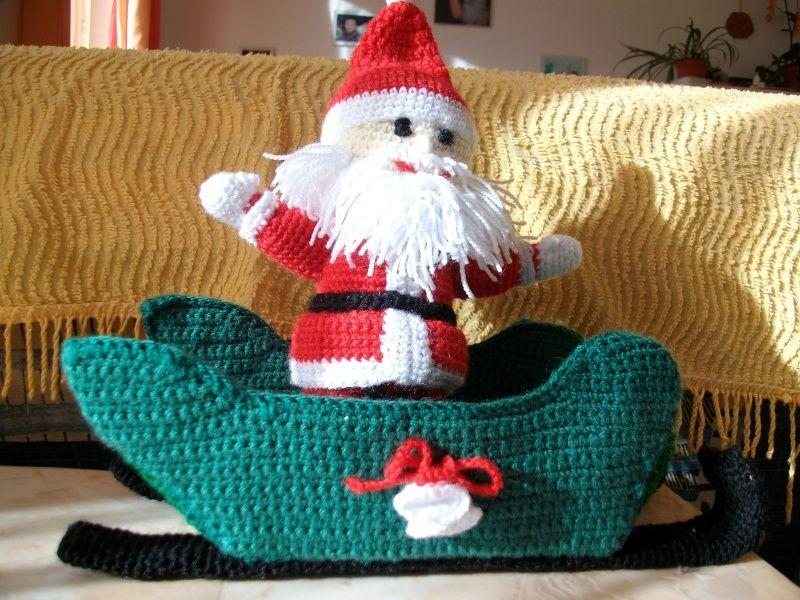 Crochet page 20 - Sujets de noel au crochet gratuit ...